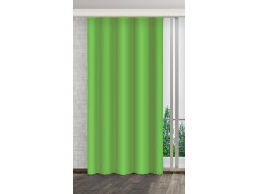 Dekorační závěs 09 zelená 160x250 cm MyBestHome