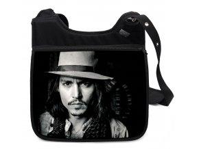 Taška přes rameno Johny Depp 01 MyBestHome 34x30x12 cm
