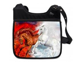 Taška přes rameno koně 06 MyBestHome 34x30x12 cm