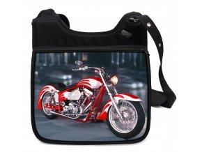 Taška přes rameno motorky 03 MyBestHome 34x30x12 cm