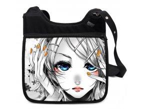 Taška přes rameno Svět Manga Anime 03 MyBestHome 34x30x12 cm