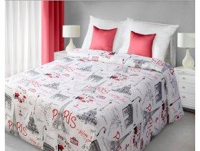 Přehoz na postel PAŘÍŽ 170x210 cm Mybesthome