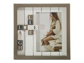 Foto rámeček LOVE 02 10x15 cm fotografie Mybesthome