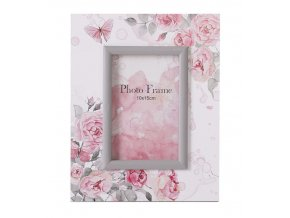 Foto rámeček ROSE 10x15 cm fotografie Mybesthome