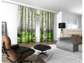 3D dekorační závěs 114V GROVE 160x250 cm set 2 kusy MyBestHome