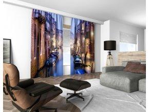 3D dekorační závěs 115V VENICE 160x250 cm set 2 kusy MyBestHome