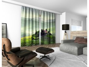 3D dekorační závěs 126V TOSKÁNSKO 160x250 cm set 2 kusy MyBestHome