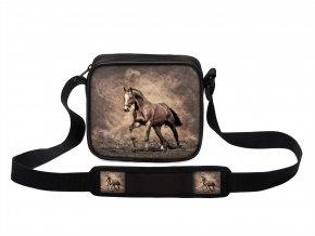 Taška přes rameno MINI s koněm 10 MyBestHome 19x17x6 cm