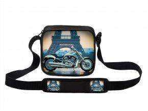 Taška přes rameno MINI motorky 01 MyBestHome 19x17x6 cm