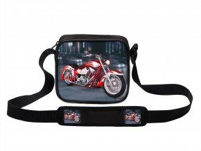 Taška přes rameno MINI motorky 05 MyBestHome 19x17x6 cm