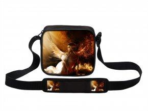 Taška přes rameno MINI andělé 10 MyBestHome 19x17x6 cm