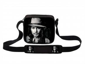 Taška přes rameno MINI Johny Depp 01  MyBestHome 19x17x6 cm