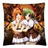 Polštář Svět anime manga 25 Mybesthome 40x40 cm
