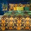 Luxusní povlečení EVA II. 100% saténová bavlna 1x 200x220 cm, 2x povlak 70x80 cm francouzské povlečení