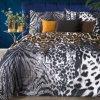 Luxusní povlečení EVA VIII. 100% saténová bavlna 1x 200x220 cm, 2x povlak 70x80 cm francouzské povlečení