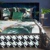 Luxusní povlečení EVA XIV. 100% saténová bavlna 1x 200x220 cm, 2x povlak 70x80 cm francouzské povlečení