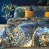 Luxusní povlečení  EVA 05 100% saténová bavlna 1x 200x220 cm, 2x povlak 70x80 cm francouzské povlečení