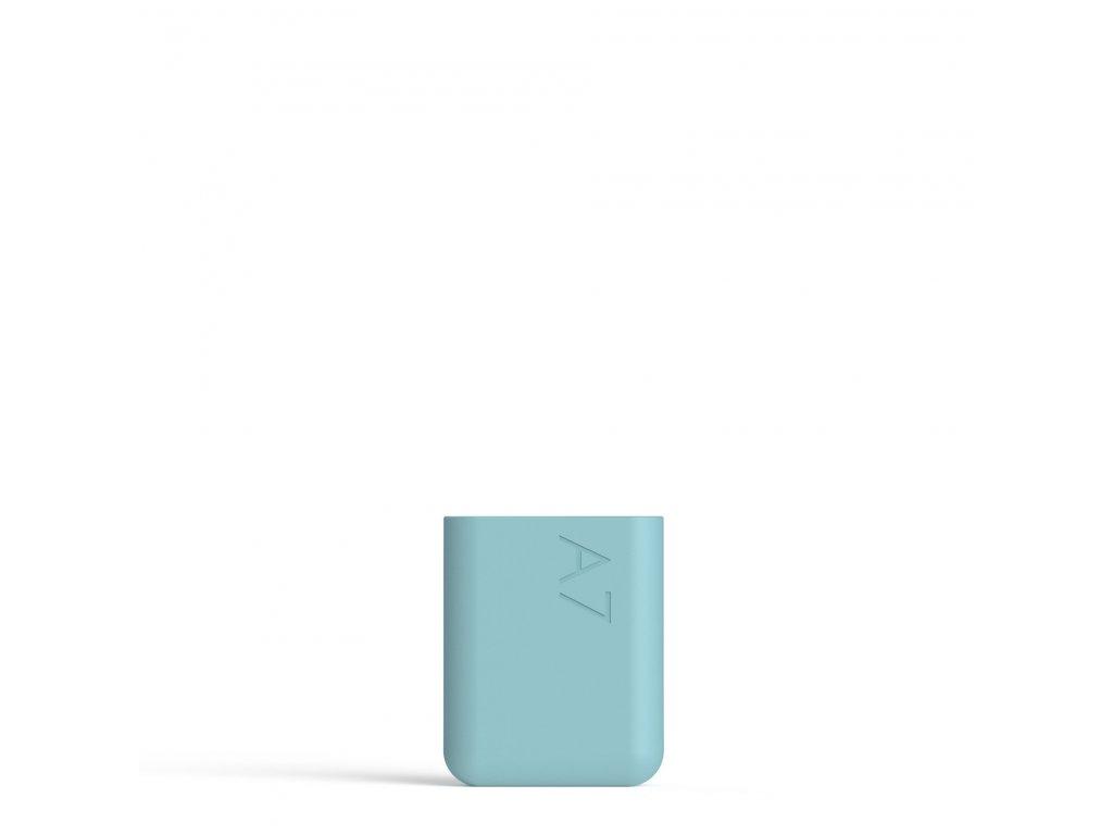 Silikonový obal na láhev na vodu Memobottle A7 Silicone Sleeve - Sea Mist 180 ml