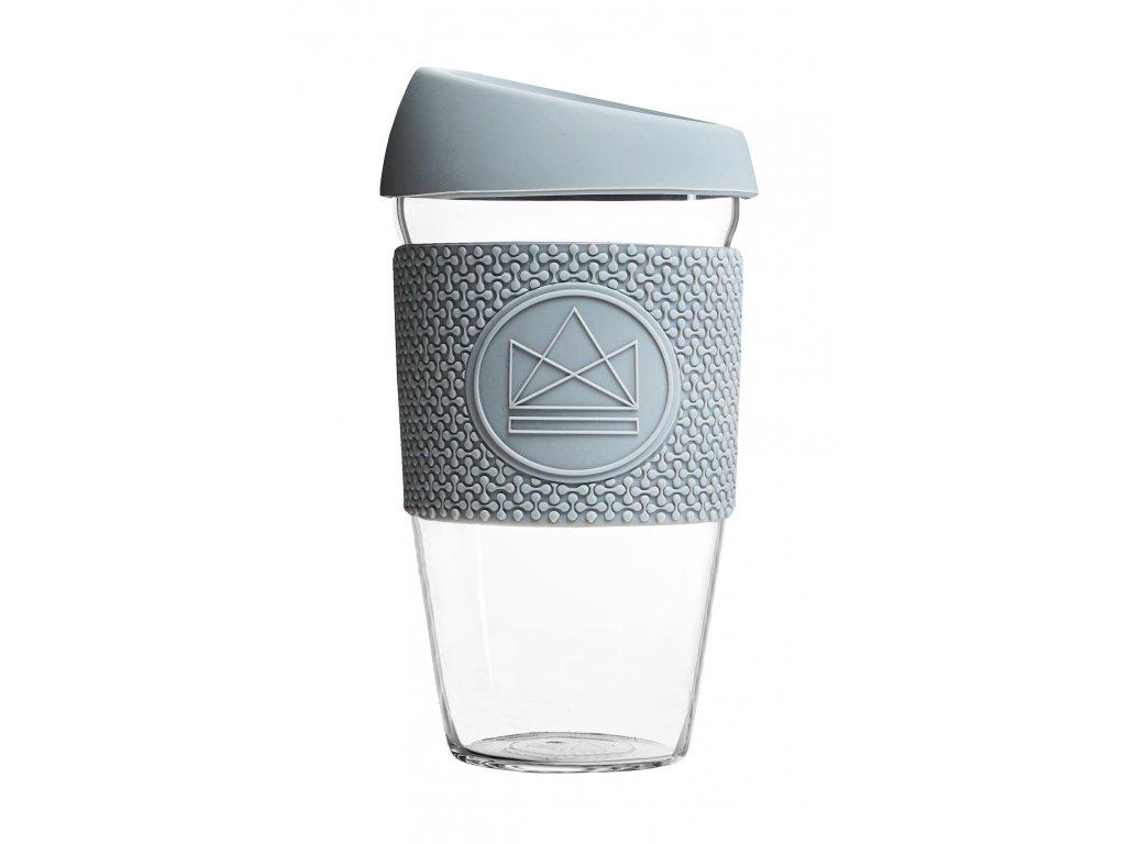 Skleněný hrnek Neon Kactus Glass Cup Forever Young 450 ml