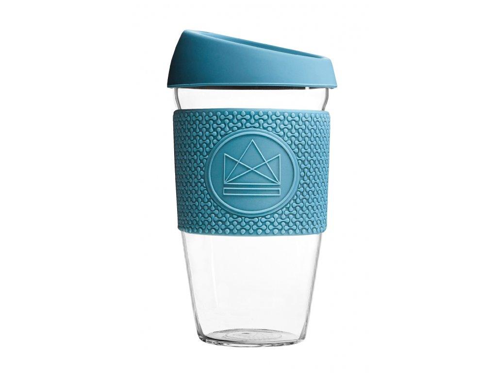 Skleněný hrnek Neon Kactus Glass Cup Super Sonic 450 ml