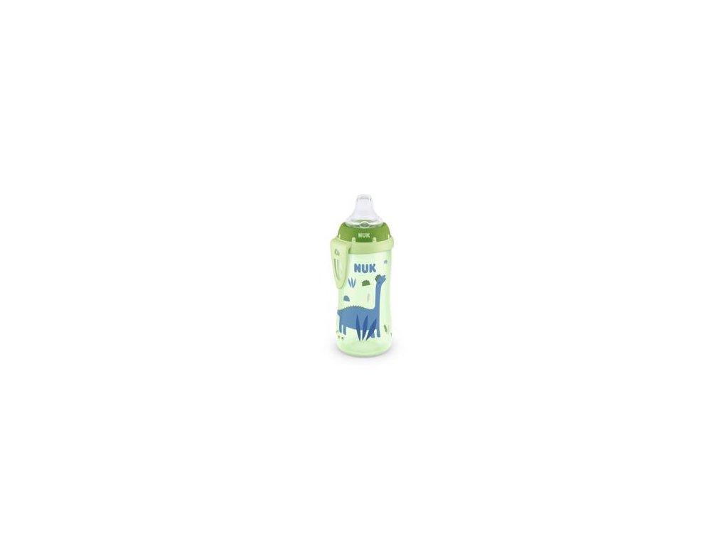 1385 nuk fc flasa pp active cup 300 ml zelena