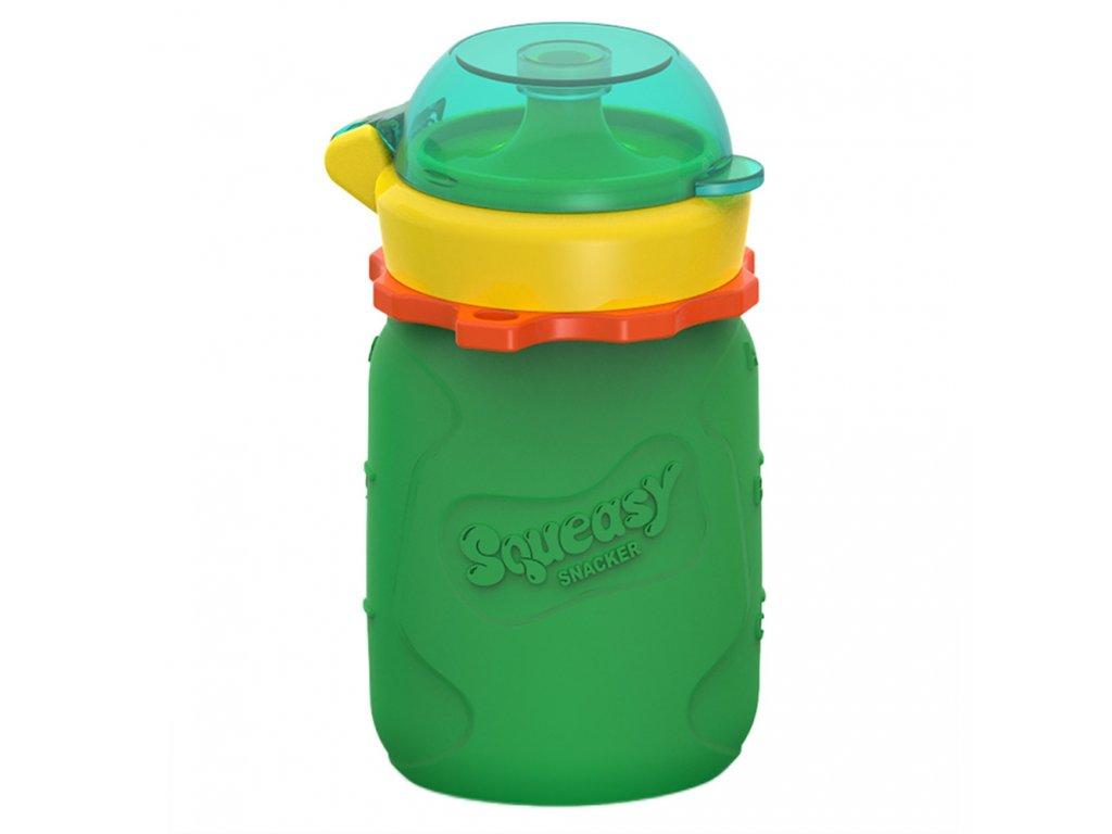 230 2 squeasy gear silikonova kapsicka zelena 104 ml