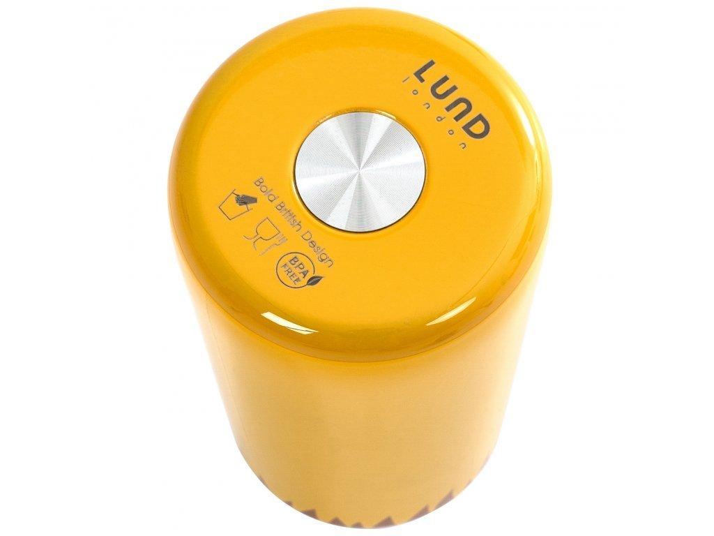 Termo láhev LUND LONDON Skittle Bottle Mini 300ml - Lion