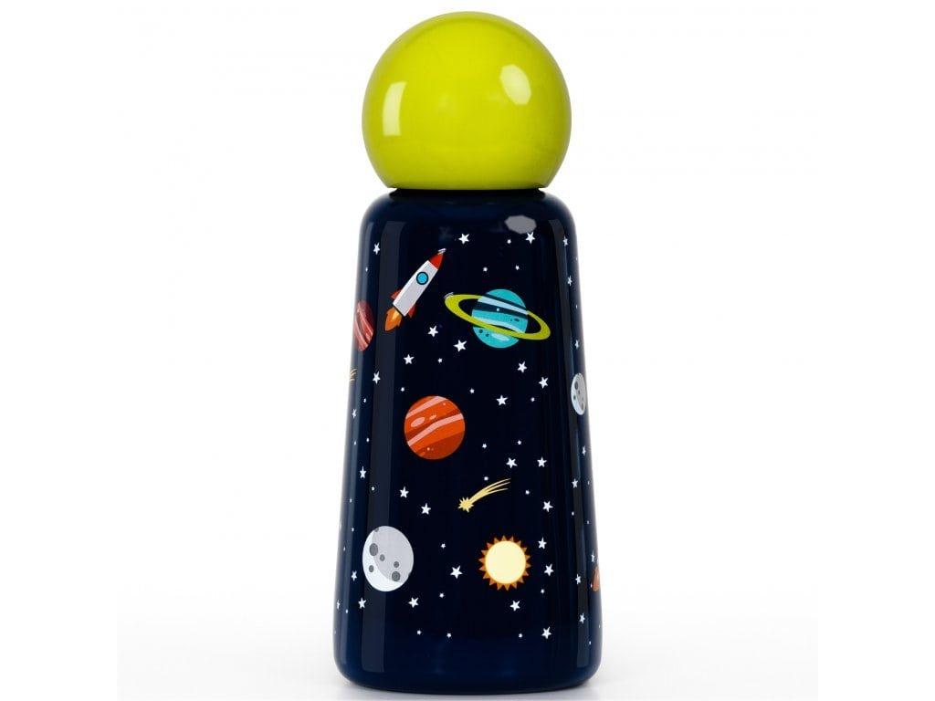 Termo láhev do školy LUND LONDON Skittle Bottle Mini 300ml - Planets