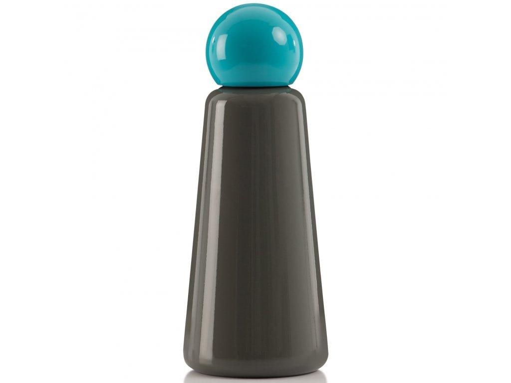 7092 Skittle Bottle Original Dark Grey & Sky Blue PRODUCT SHOT 1 high res