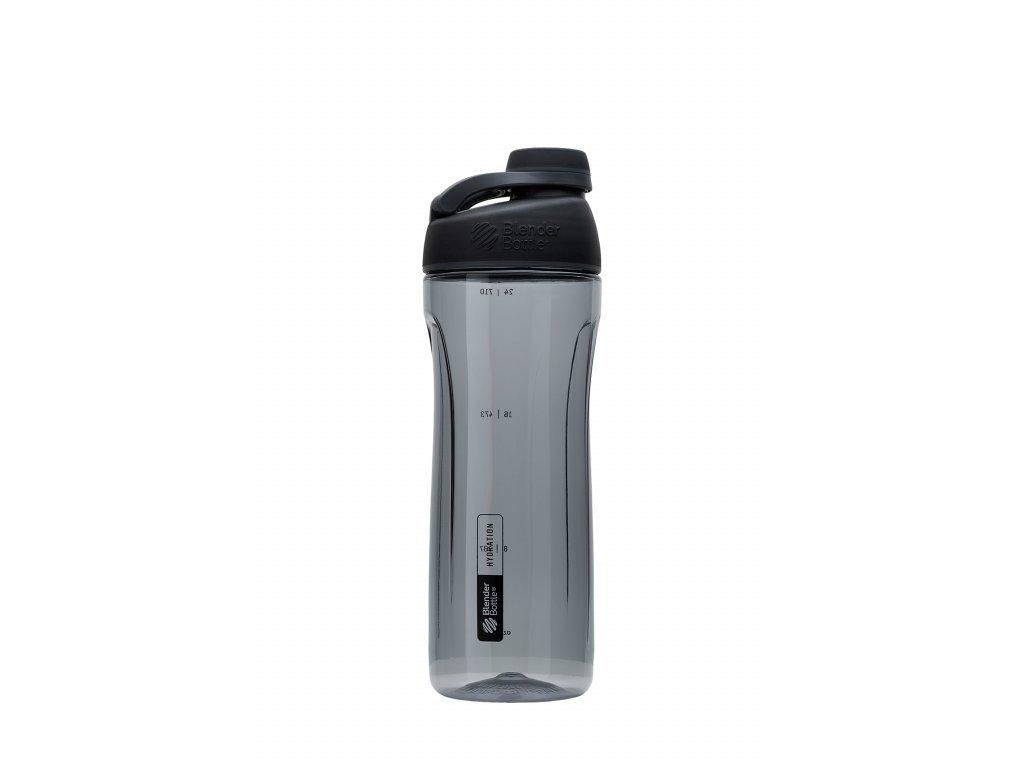 BlenderBottle láhev na vodu Tero (neobsahuje BlenderBall) - Black 735ml