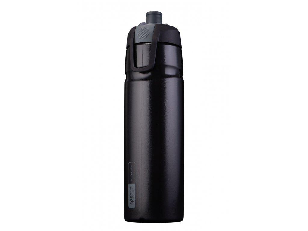 Halex láhev na vodu - non-insulated - Sports Black 940ml