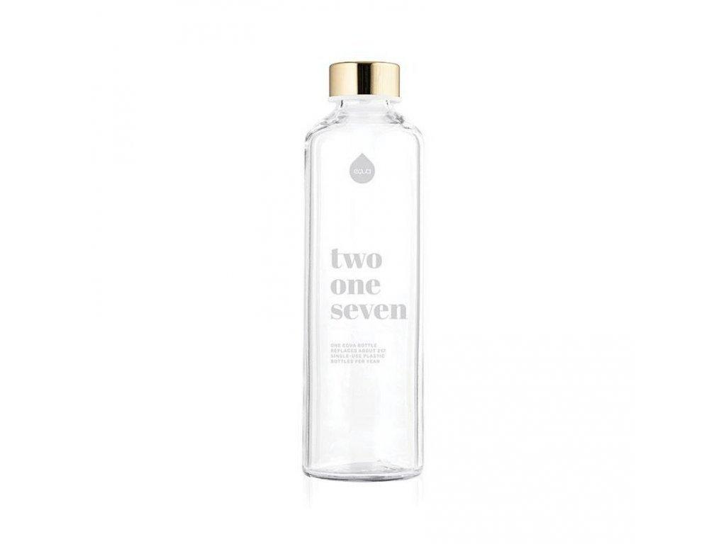 Skleněná láhev EQUA MISMATCH - 217 White, 750 ml