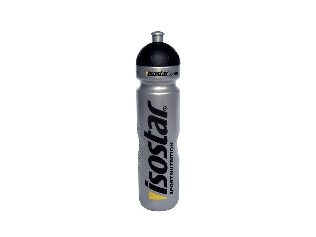Láhev Isostar, šedá - 1000 ml