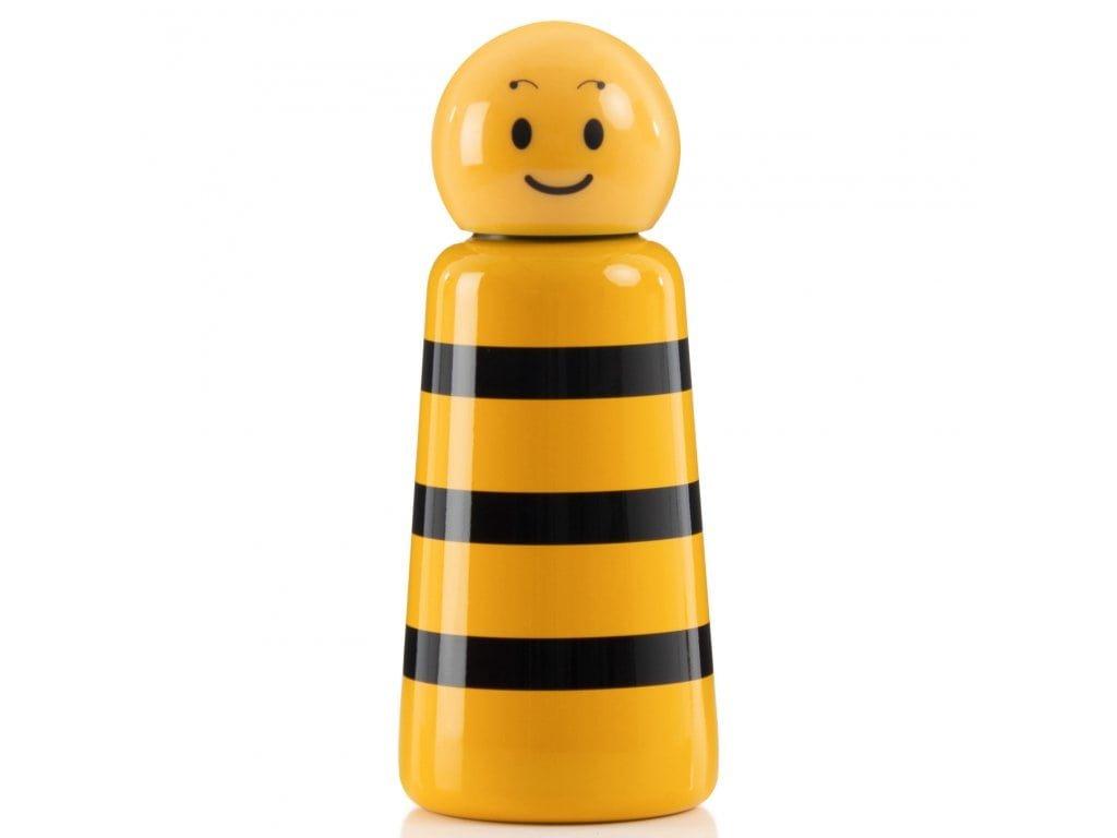 Termo láhev do školy LUND LONDON Skittle Bottle Mini 300ml - Bumble Bee