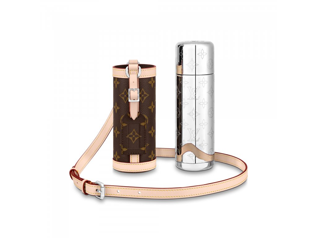 louis vuitton thermos monogram canvas games and collectables GI0518 PM1 Interior view