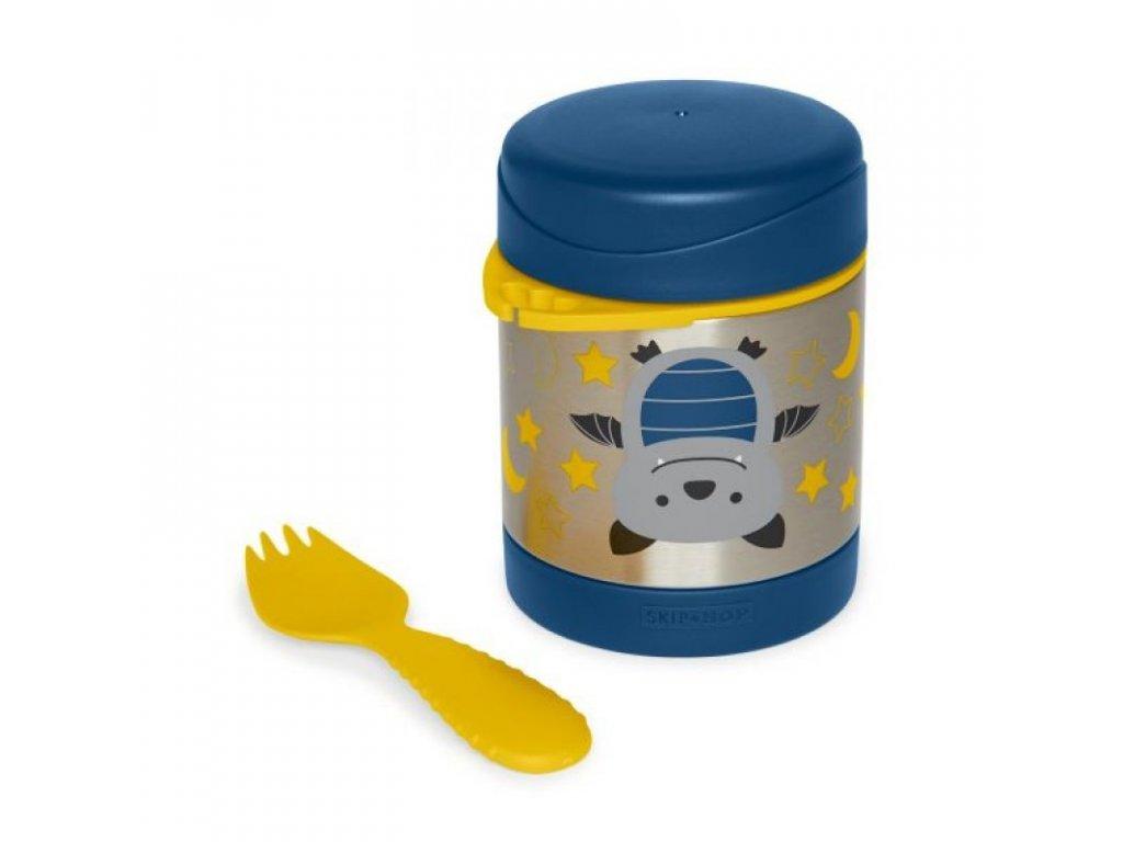 skip hop zoo termoska na jedlo s lyzicko vidlickou netopier 325 ml 12 m aquaint 500 ml 3 800x800