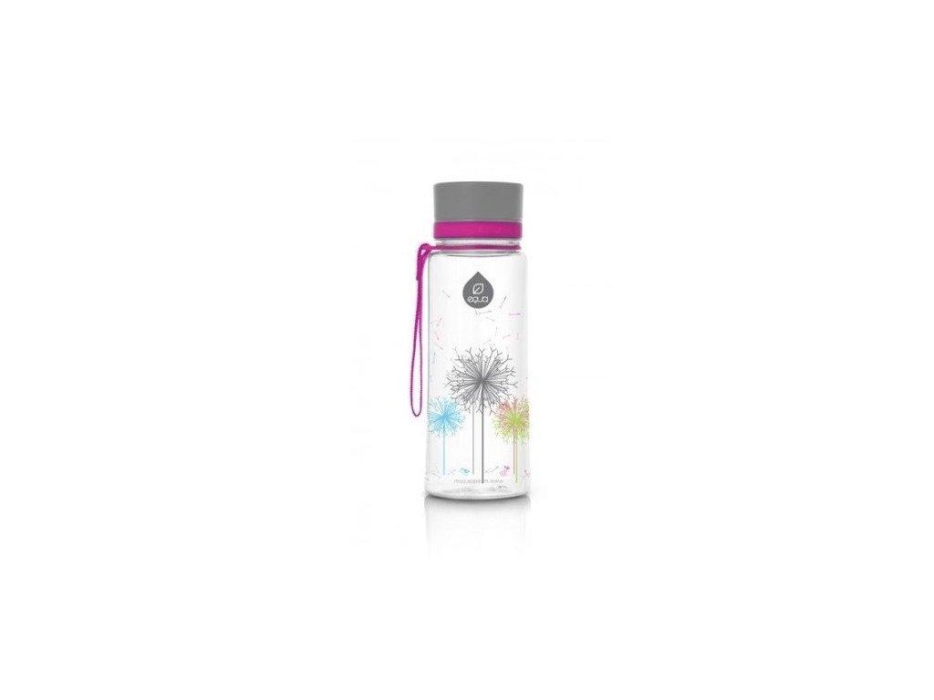 Plastová láhev do školy EQUA - Dandelion 400 ml