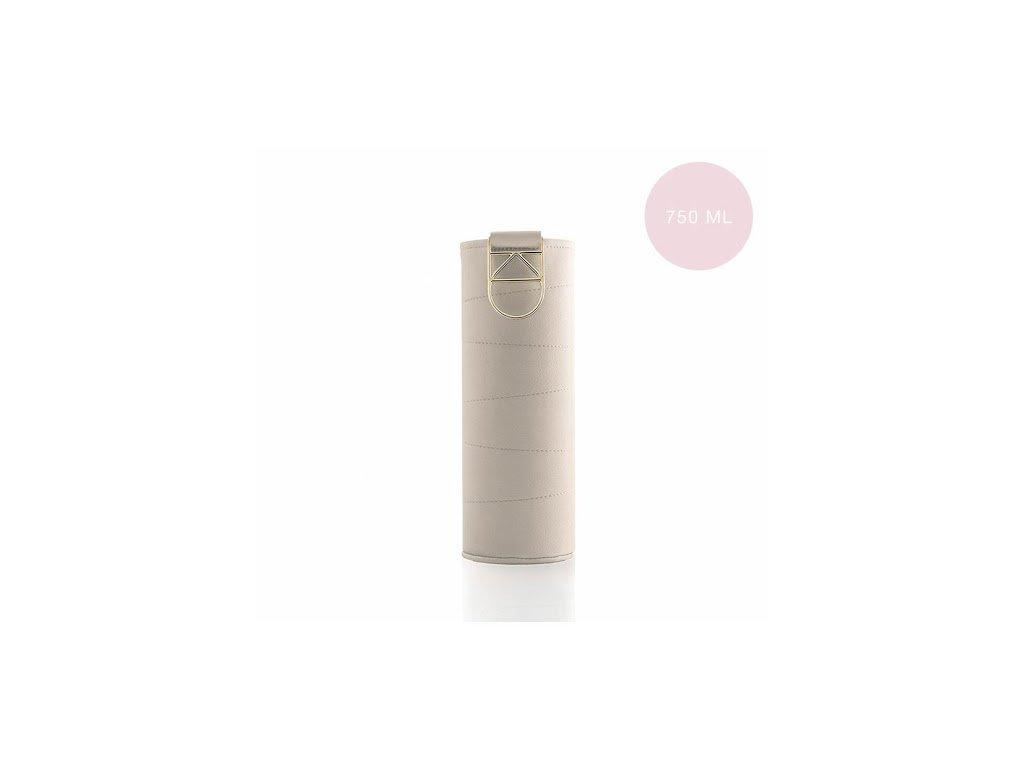 Equa obal na láhev - Mismatch Beige 750 ml