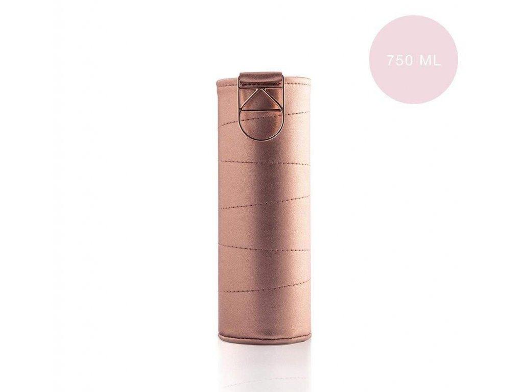 Equa obal na láhev - Mismatch Bronze 750 ml