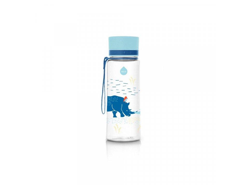 Plastová láhev do školy EQUA Rhino 600 ml