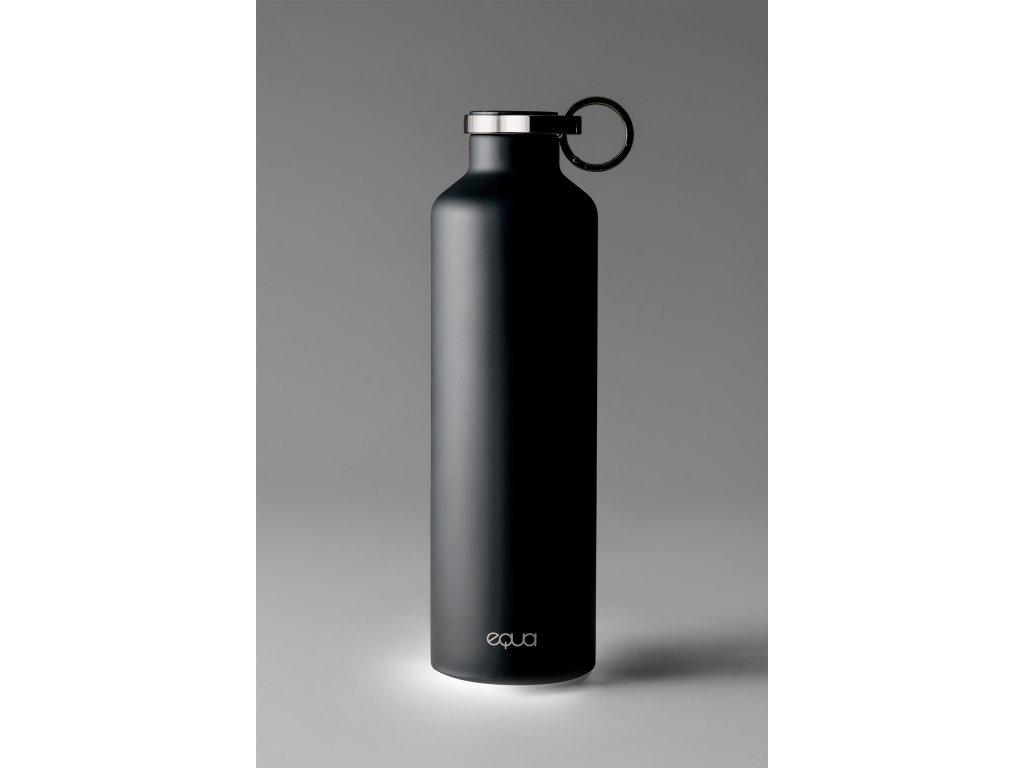 Inteligentní termo láhev EQUA SMART - Dark Grey 680 ml