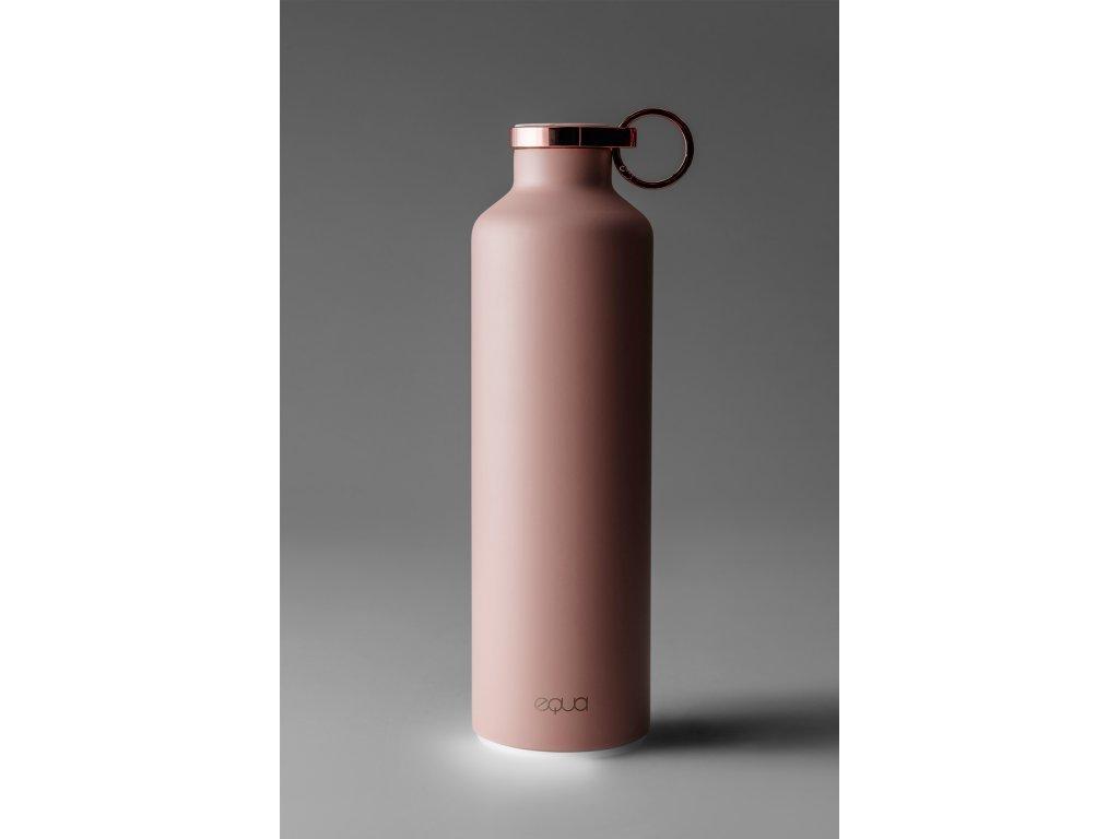 Inteligentní termo láhev EQUA SMART - Pink Blush 680 ml