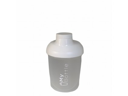 Šejkr MyBottle White 300 ml