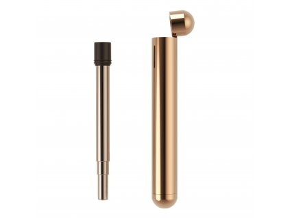 1562 lund london luxe straw for life rose gold