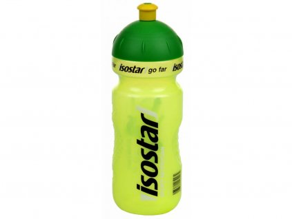 Láhev Isostar, zelená - 650 ml