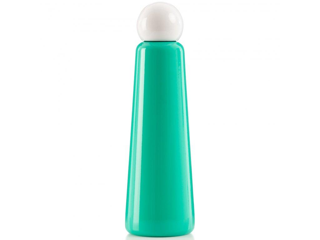 Termo fľaša LUND LONDON Skittle Bottle Jumbo 750ml Turquoise and White