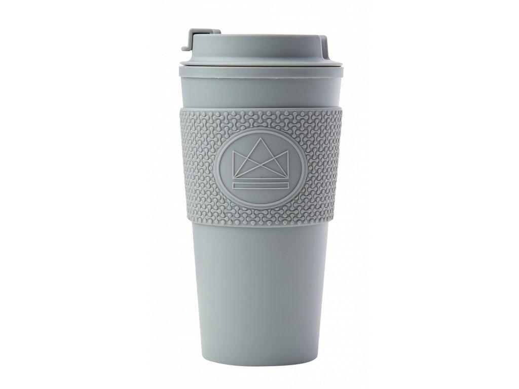 Hrnček na kávu Neon Kactus - Double Walled Coffe Cup Forever Young 450 ml
