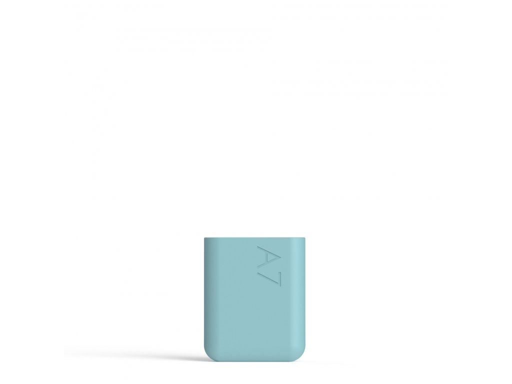 Silikónový obal na fľašu na vodu Memobottle A7 - Sea Mist 180 ml