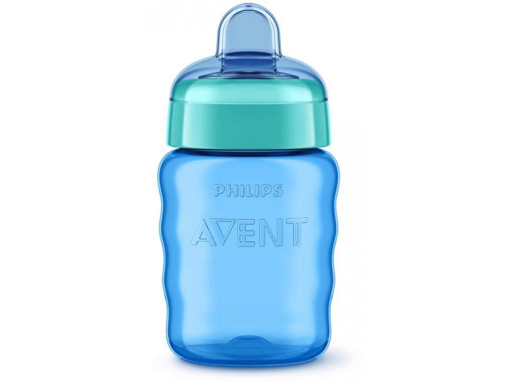 hrnček pre deti 260ml - modrý chlapčenský