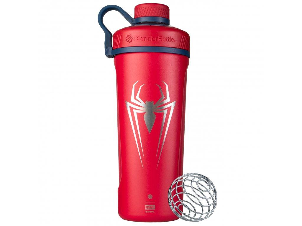 BlenderBottle nerezová termo fľaša Marvel® - Radian™ Insulated Stainless Steel - Spider Man
